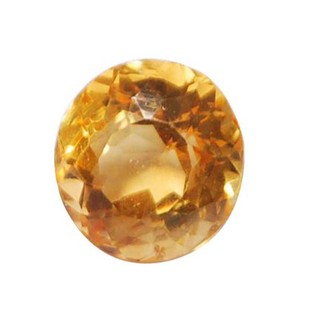 5.11 CT Certified Natural Citrine-Yellow