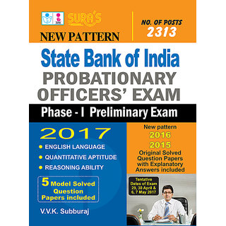 SBI Probationary Officers Exam