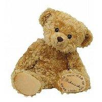 Teddy Bear Soft Toy Brown