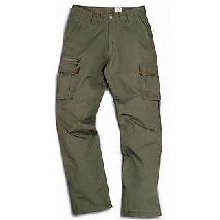 Men's Bermuda Trouser Green