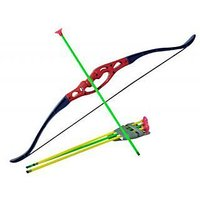 Garden Outdoor Archery Bow And Arrow Set / Game / Toy F