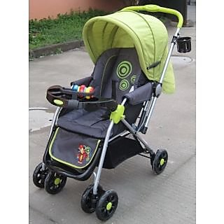 Royalle Baby stroller with feeding tray