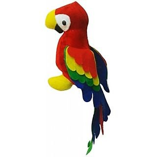 Reema Creations Parrot with Music (multicolour)