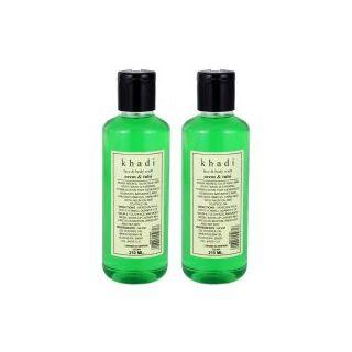 Khadi Neem Tulsi Body Face Wash (Twin Pack)