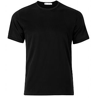 T shirt in black colour