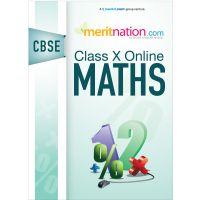 CBSE X Online Study Course (Math)