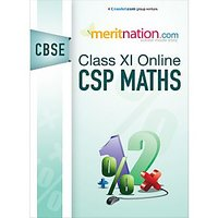 CBSE XI  Online Course  - Math