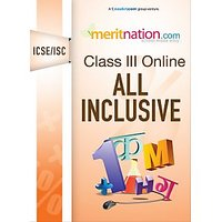 Class III ICSE/ ISC All Inclusive Online Course