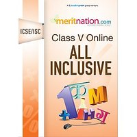 Class V ICSE/ ISC All Inclusive Online Course