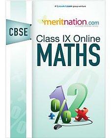 CBSE IX Online Study Course (Math)