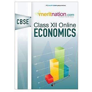 CBSE XII Economics