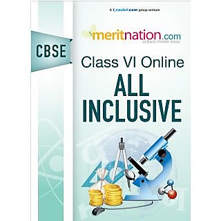 Class VI CBSE  Online Course