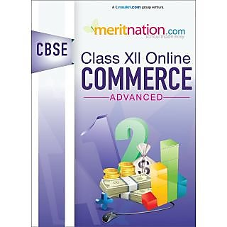 Class XII CBSE  CBSE Advanced Online  Commerce