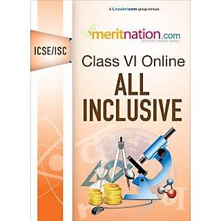 Class VI ICSE/ ISC All Inclusive Online Course