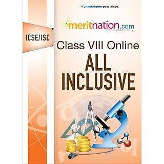 Class VIII ICSE/ ISC All Inclusive Online Course