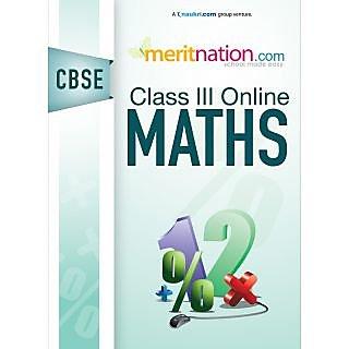 CBSE III  Online Course (Math)