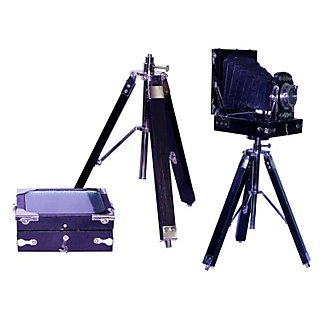 THW Vintage Dummy Camerawith Stand