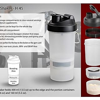 Sports Bottle For Gym  Multi Purpose