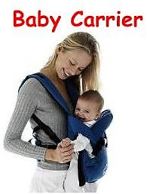 INDMART Baby Carrier - Two Way
