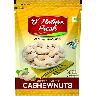 Roasted  Salted Cashewnuts (180 gm)