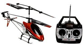 R/C 3.5 Channel Advance Helicopter with Lights