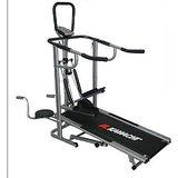 Kamachi Treadmill Jogger, Twister, Stepper & Push Up Bar