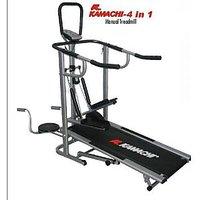 Kamachi Treadmill Jogger 4 In 1 Manual