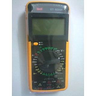 1 KV Digital Multimeter DT9205A make UNITY