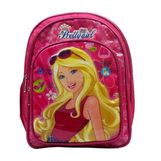 MAV Pink Color Pretty Girl school bag for Girls MAV0172