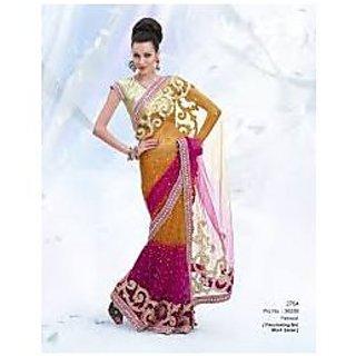 Fancy Designer Saree And Choli
