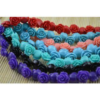 Keerthana Crafts Flower Multicolor