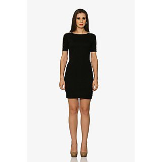 Firstloot Uptown A Hint Of Sparkle T-Shirt Dress