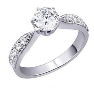 Peora 92.5 Sterling Silver Ring
