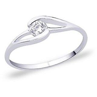 Peora 92.5 Cz Sterling Silver Ring (Design 86)