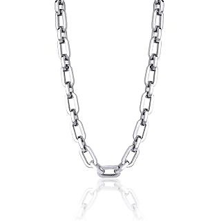 Peora Men'S'S Thick And Heavy Cable Chain