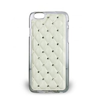 Then&There Spot Diamond Series (White) For Apple Iphone 6 Crystal Case