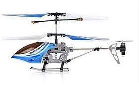 3 Channel Radio Control Helicopter Metal Body