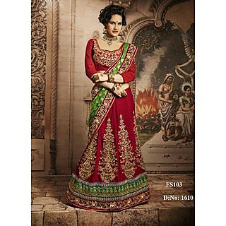 New Buy Online In Indian Lehenga Saree