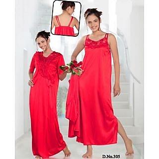 Set Of 2 Ladies Night Wear M.no 565
