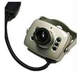 Super Spy Security Cctv Survillance Camera corded