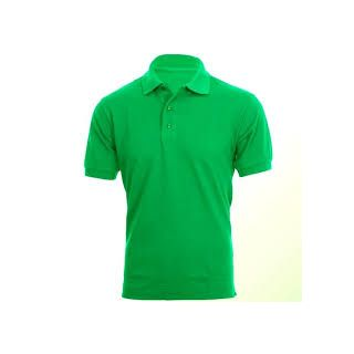 Green Cotton Tshirt