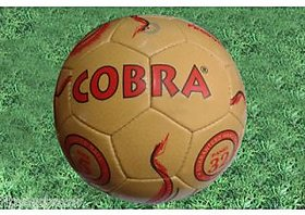 PVC FOOTBALL COBRA MATCH FOOTBALL SIZE - 5