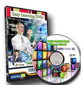 Build Android Apps Like an Expert Video Training DVD By Easy Learning