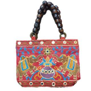 Handbag(Jaipuri Designer Bag)