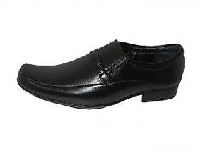 Eco-Drive Black Formal Shoes