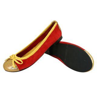Women Shoe Rite Now Belly Red