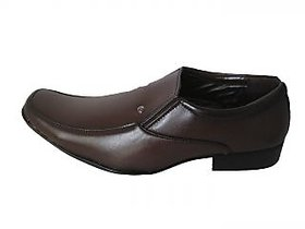 Eco-Drive BrownFormal Shoes