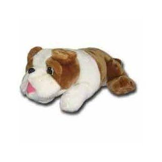 Sitting Bulldog Toy