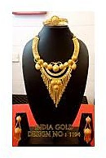 India Gold 1134 Gold Jewellery