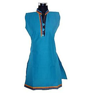 Embroided Ladies Silk kurti